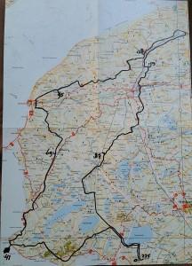 11 stedentocht_kaart