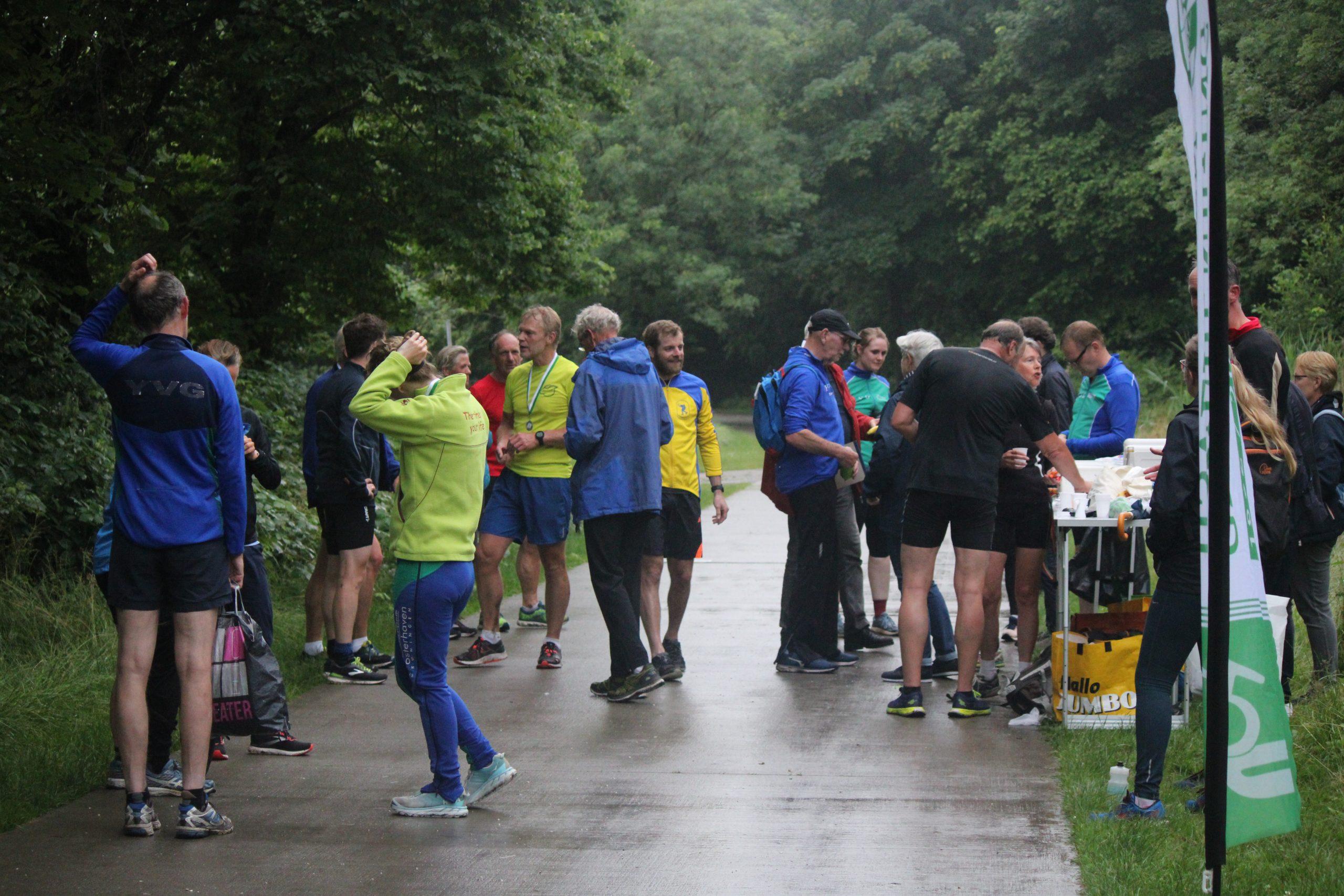 YVG Lopers en Runners weer aan de start