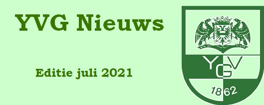 YVG Nieuws logo website groen achtergrond